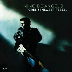 Nino De Angelo - Grenzenloser Rebell 3CD NEU OVP