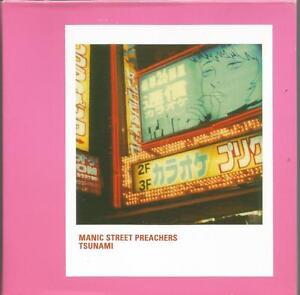 Manic-Street-Preachers-Tsunami-rare-one-track-CD-single