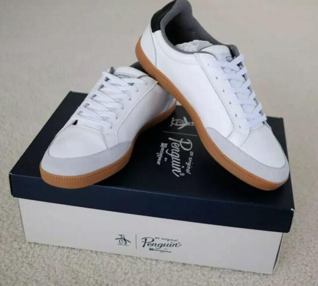 Original Penguin Chet Leather Sneaker 9