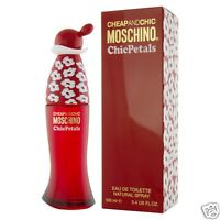 Moschino Cheap And Chic Chic Petals Eau De Toilette 100 Ml (woman)
