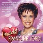 Herzlichst von Francine Jordi (2011)