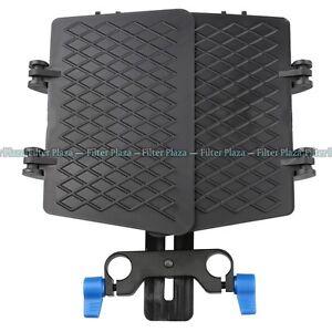 Matte-Box-15mm-Rail-Rod-Support-follow-focus-for-DV-DSLR-D90-60D-600D-5D-II-GH2