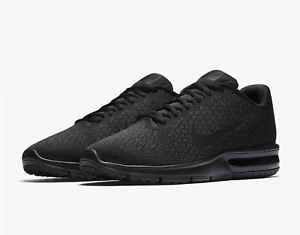 Détails sur Nike Air Max Sequent 2 Men's Trainers Baskets Chaussures UK 8 11 afficher le titre d'origine
