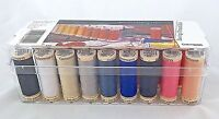 - Gutermann Sew All Sewing Thread Box - 26 Assorted Spools - Great Gift