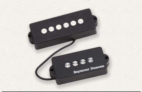 SEYMOUR DUNCAN QUARTER POUND P-BASS 5 STRING BLACK