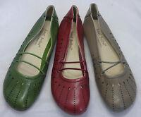 Josef Seibel Ladies Leather Shoes - Fiona 05 - Was £75