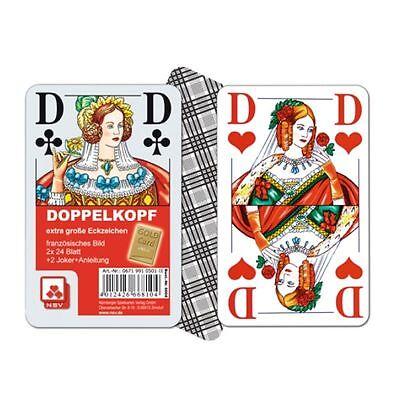 Doppelkopfkarten