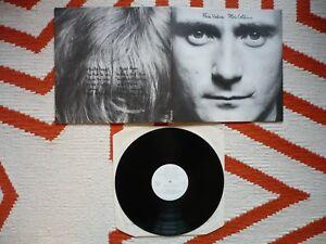 Phil-Collins-Face-Value-Vinyl-UK-1981-Virgin-A1-B2-LP-Genesis-In-The-Air-Tonight