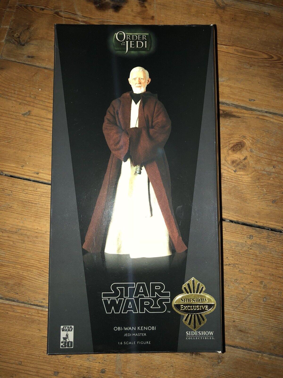 Order för Stjärnornas krig av Jedi Obi Wan Kenobi Exklusiva Jedi Master SSC38