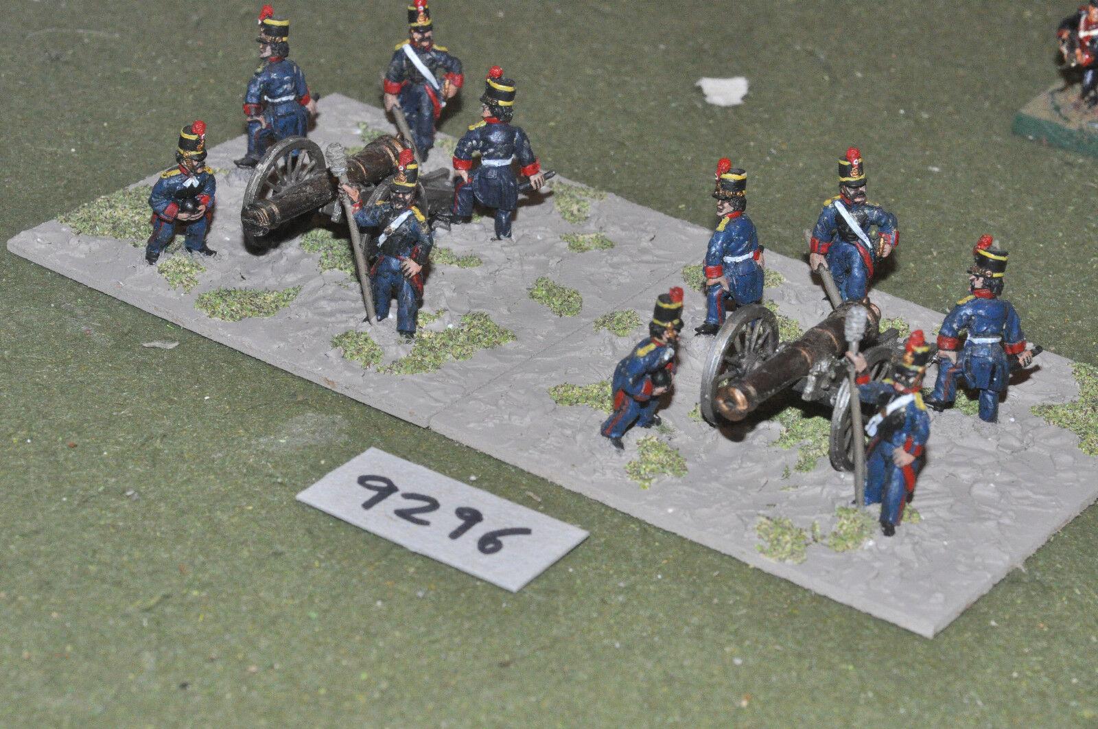 Munición de guerra ACW   México - Estados Unidos de América de 25 mm 2 cañones y metal de la tripulación - Art (9296)
