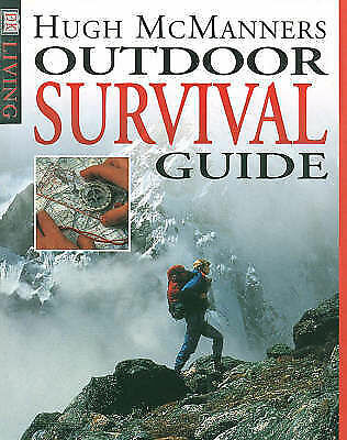 1 of 1 - Outdoor Survivial Guide, McManners, Hugh, Very Good Book