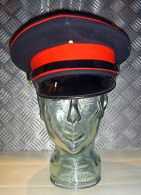 Genuine British Army No2 Issue Royal Artillery Regiment Khaki Parade Hat//Cap