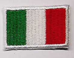 4-TOPPE-PATCH-RICAMATE-TERMOADESIVE-KIT-ITALIA-BANDIERA-TRICOLORE-3-5-X-2-5-CM