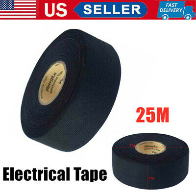 3 rolls Cloth Tape Wire electrical wiring harness car auto suv truck semi 75/'