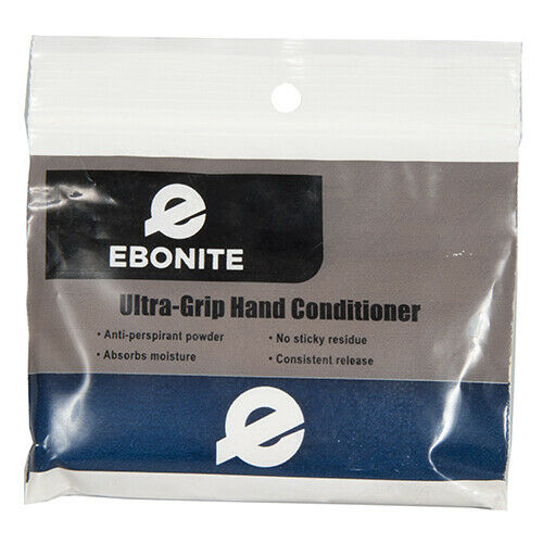 Ebonite Bowling Ultra Grip Hand Conditioner Lot of 2