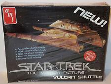 STAR TREK THE MOTION PICTURE : VULCAN SHUTTLE MODEL KIT BY AMT IN 1979 (MLFP)