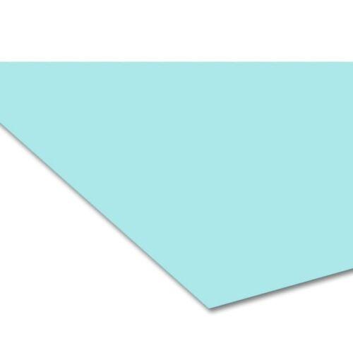 10er Pack 0,38€//Bogen Fotokarton A3 39 eisblau Gewicht 300g//m²