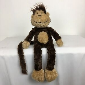 Jellycat-Pickles-Brown-Monkey-Beanie-Plush-Soft-Toy-J574