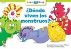 Donde Viven Los Monstruos? = Where Do Monsters Live? by Rozanne L Williams (Paperback / softback, 2015)