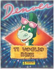 DENVER 1988 Panini italy  - album figurine non completo - sticker book not full