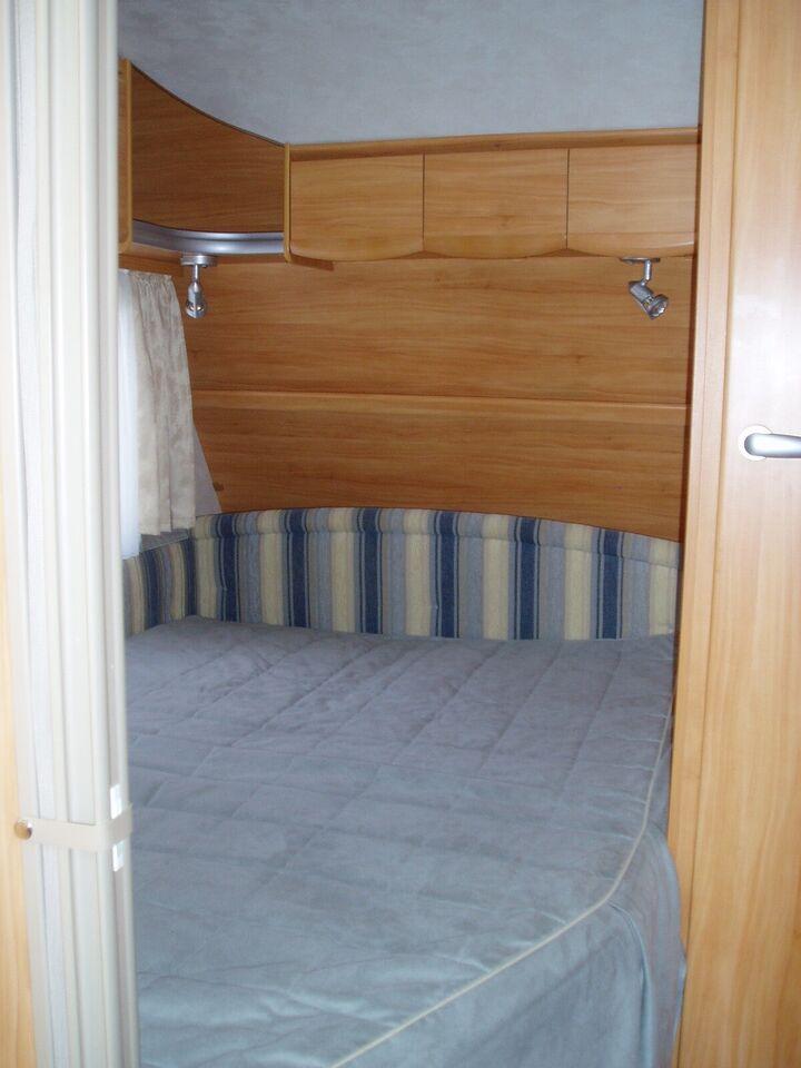 Adria Adora 462 PU, 2007, 975 kg egenvægt