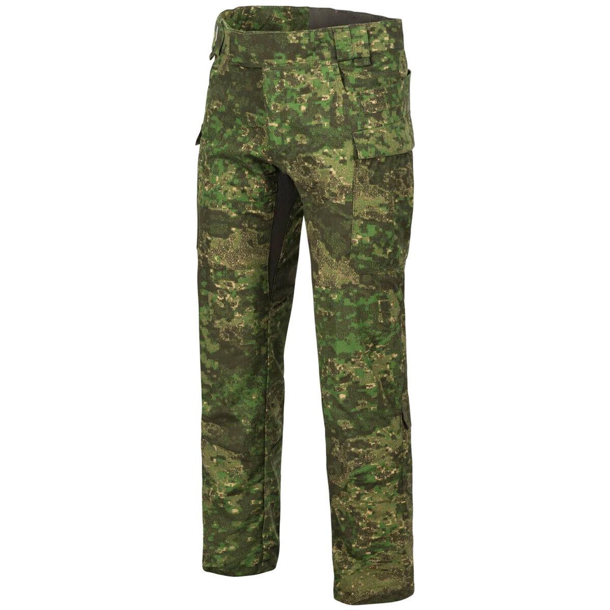 Helikon MBDU Trouses Army Combat Pants mannens Tactical Autogos PenCott WildHout