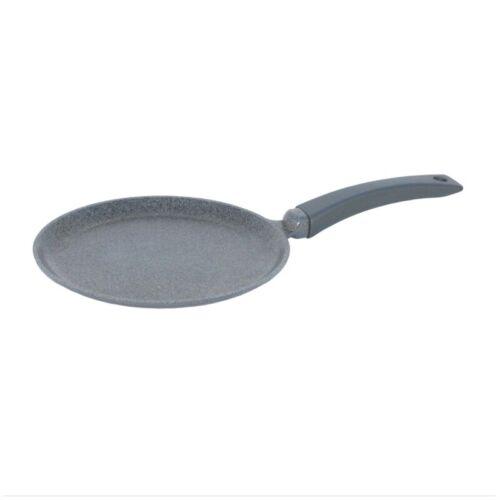 Pancake Crepes Frying Pan Handle 26 Non Stick BIOL Grey