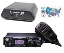 Yaesu FT-817ND All Band Compact Portable HAM Radio and Accessories Bundle!!