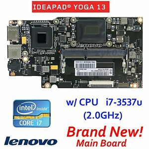 Details about LENOVO IDEAPAD YOGA 13 20175 i7-3517U 1 9G 11S11201846  90002035 Motherboard