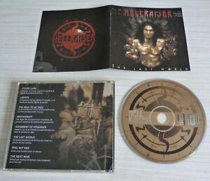 RARE-CD-ALBUM-HELLRAISER-THE-LAST-WORLD-8-TITRES