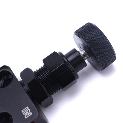 Brake Proportion Valve Adjustable Prop Brake Bias Adjuster Racing Lever Black