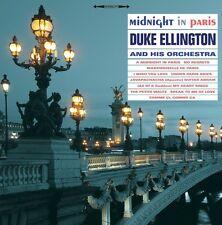 Duke Ellington & His Orchestra MIDNIGHT IN PARIS 180g NEW SEALED VINYL RECORD LP