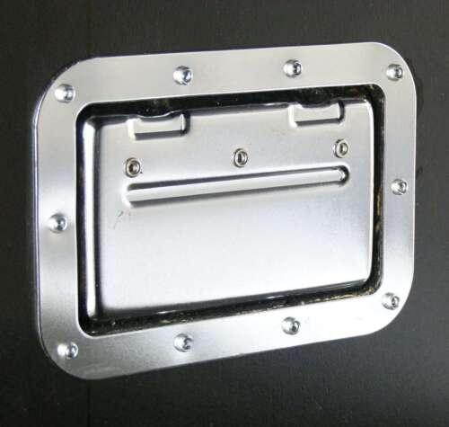ROADINGER Verstärkerrack PR-2 47cm tief 8HE Flightcase Amprack Endstufenrack
