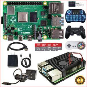 Berryku-Raspberry-Pi-4-Model-B-MAX-4G-2G-1G-Kit-Dual-Fan-Aluminum-Radiator