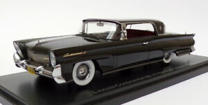 NEO-auto-modello-IN-SCALA-1-43-NEO46000-1958-Lincoln-Mk-III-H-T-Coupe-Nero