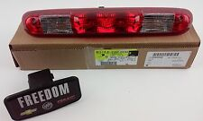 gm car and truck tail lights 2007 2013 silverado sierra high mount 3rd brake light cargo lamp new gm oem