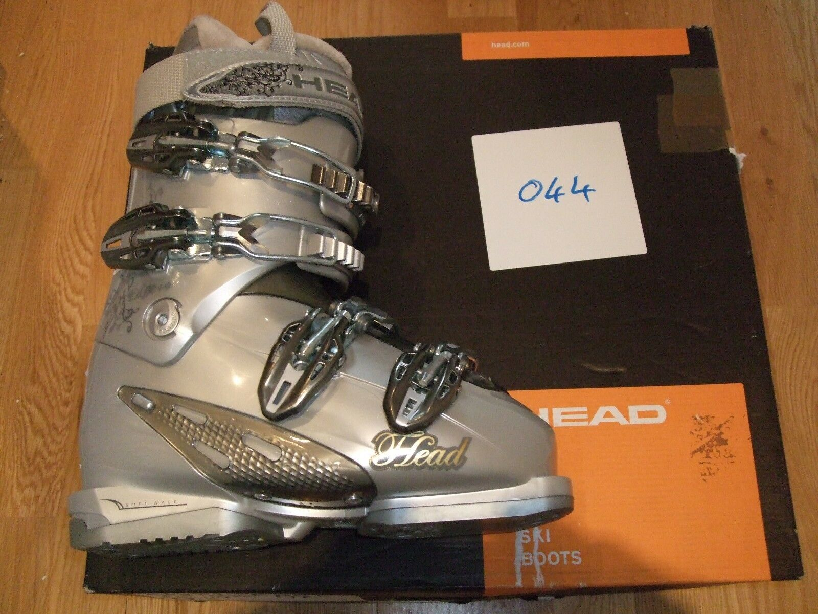 Head Edge 91HF Ski Boots (size 23) - New  condition  buy brand