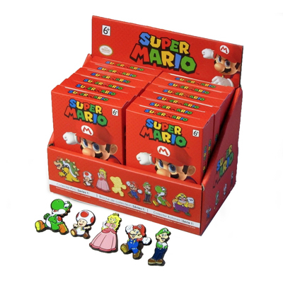 Super Mario Collector's Pins Series 1 - Loot - BRAND NEW