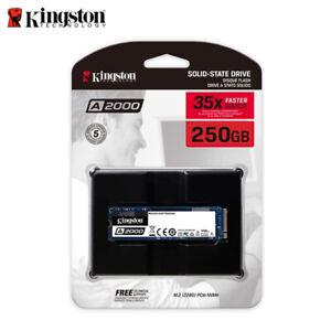 Kingston Internal SSD NVMe PCIe 250G 500G 1TB M.2 SA2000...