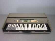 Farfisa MC/3 Mini Deluxe Compact Combo Organ. Version 3 1968, for Parts / Repair