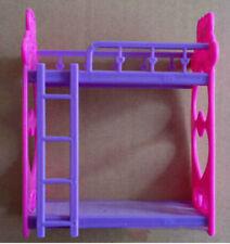 1 Set Barbie Beds With Ladder Bedroom Furniture QH