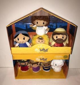 Hallmark-Itty-Bittys-Nativity-amp-Wise-Men-Collector-Sets-NEW