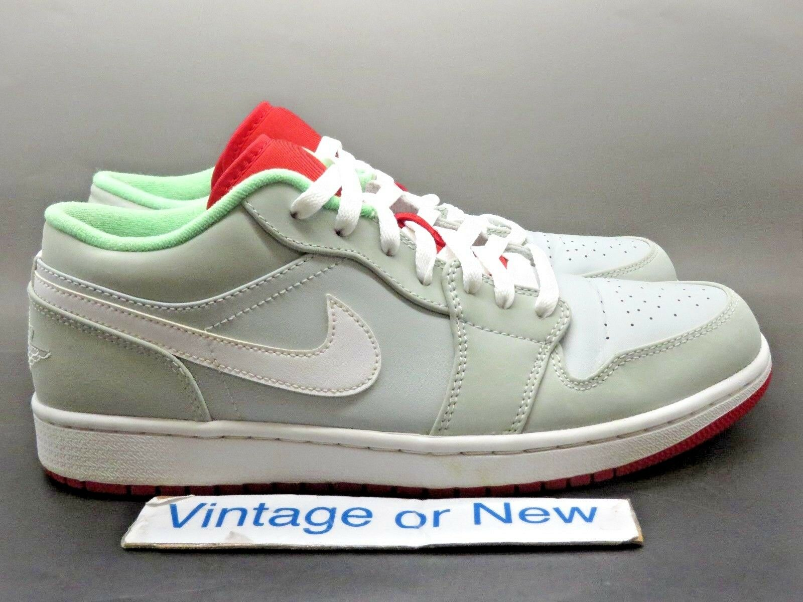 Air Jordan I 1 Retro Low Hare 2015 sz 10.5