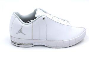0aa875c7411d2e Nike Air Jordan TE Team Elite 2 Low White Metallic Silver AO1696-100 ...