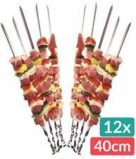 8 x Kebabspie/ß 70 cm Schaschlik Fleischspie/ß Grillspie/ß Spie/ß Schaschlikspie/ß