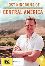 LOST KINGDOMS OF CENTRAL AMERICA  - DVD - Region 2 UK Compatible -  sealed