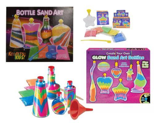 Sand Art Creative Toys Kids Craft Hobby Stocking Filler