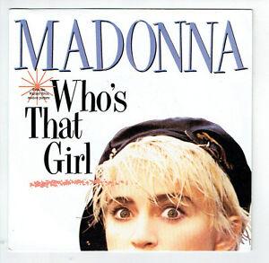 MADONNA-Vinyl-45-tours-7-034-WHO-039-S-THAT-GIRL-Film-WHITE-HEAT-SIRE-928341-F-Reduit