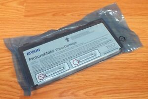 Genuine Epson T557 Picture Mate Photo Cartridge Sealed In Bag