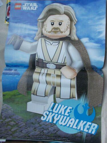 No lego activités Comics AFFICHES Pick Pack Nouveau Lego Star Wars MAGAZINE PK
